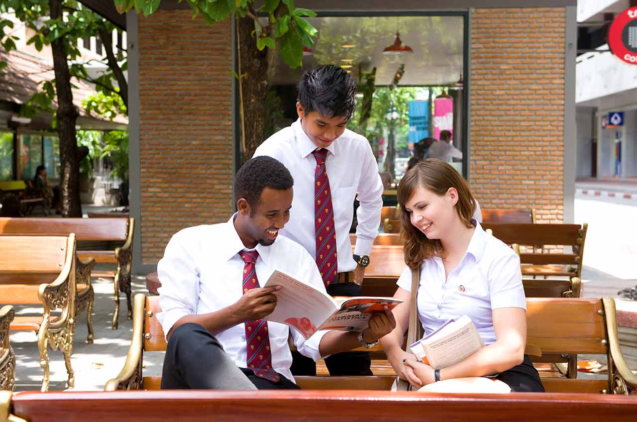 เรียน ออนไลน์ วิทยาลัยนานาชาติ มหาวิทยาลัยสยาม