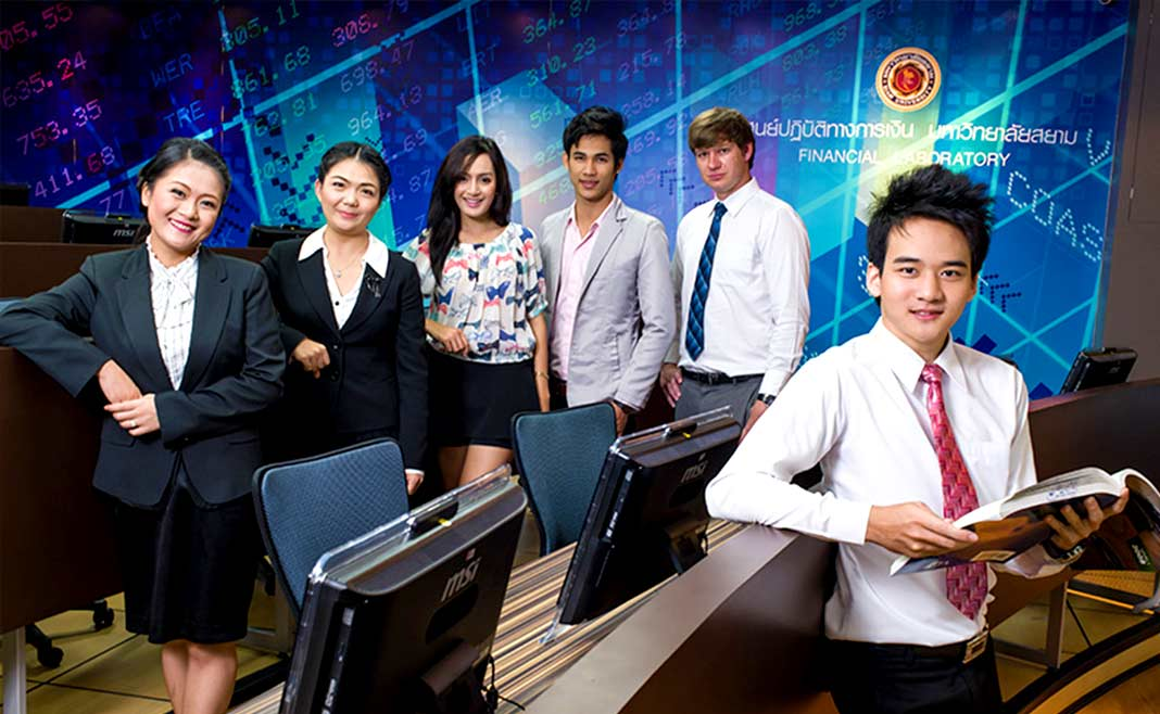 IMBA Siam University online learning and teaching