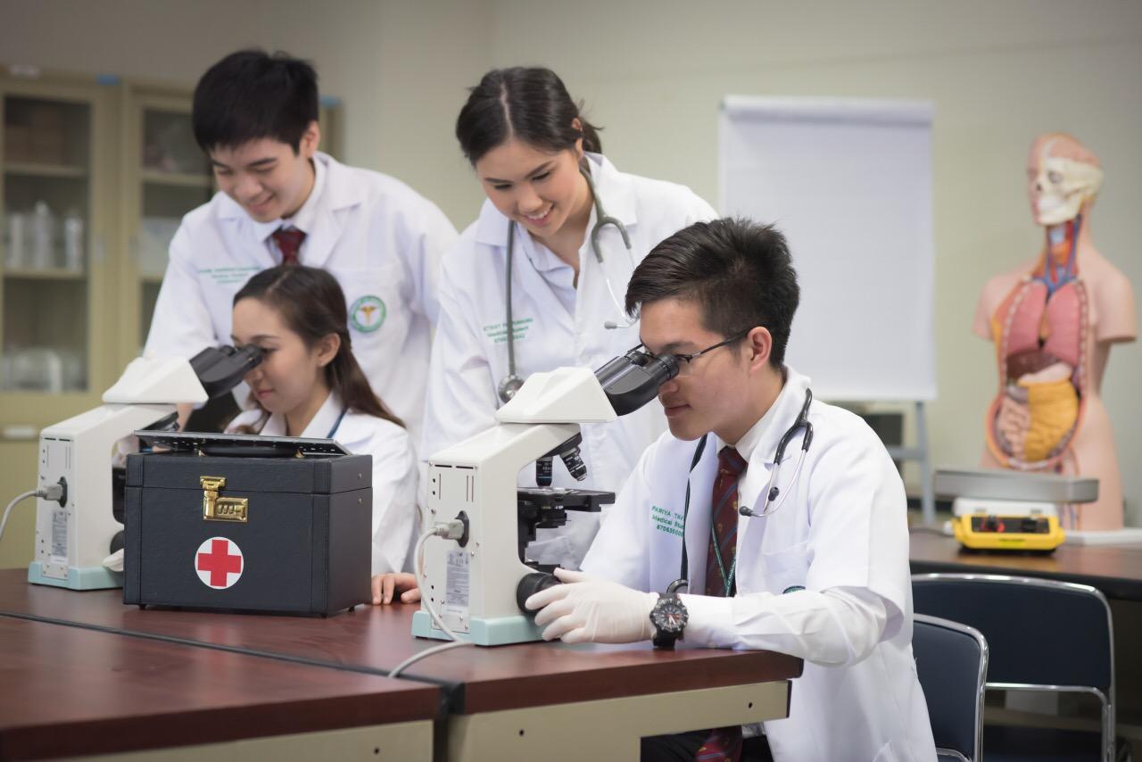 เรียน ออนไลน์ คณะแพทยศาสตร์ มหาวิทยาลัยสยาม