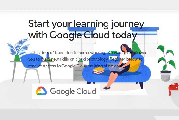 Google Cloud คอร์สออนไลน์เรียนฟรี 30 วัน